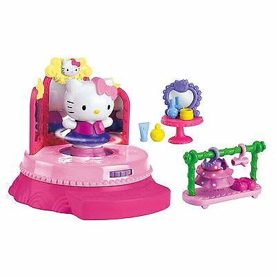 Original Hello Kitty Fashion Stage Play Set /  Hello Kitty Figure & Accessories
