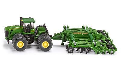 NEW Siku John Deere 9630 Tractor with Amazone Centaur Die Cast Toy Truck 1856