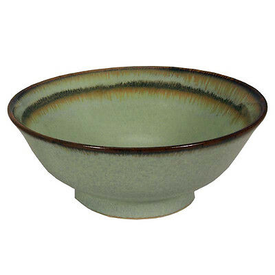"""Japanese 8.25/"""" Sumie Soushun Ceramic Ramen Noodle Udon Rice Bowl Made in Japan"""