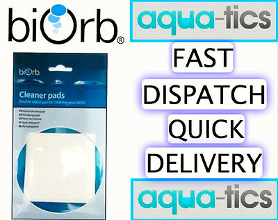 Reef One Oase Biorb Halo Orb Biube Life Tank Cleaning Pad Cloth Wipe Fish Tank