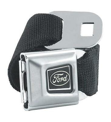Ford  Seatbelt Style Ford Logo Belt Buckle (for you pants)