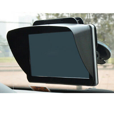 "Universal Car GPS navigator Sunshade shield Visor Anti Glare for 6""- 7"" GPS"
