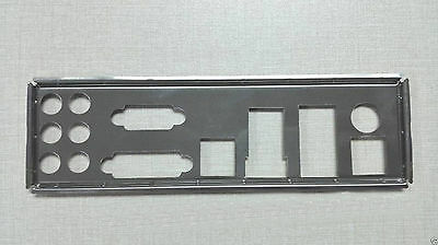 Computer Motherboard I/O IO Shield Backplate Backplate for MSI z77a-g43 z77a g43