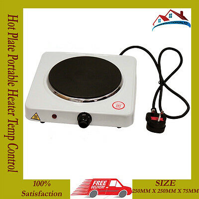 1500W Single Electric Hobs Hot Plate Hotplate Portable Electric Heater Stove New