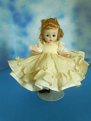 "Vintage 1960's Alexander 8"" Bent Knee Tagged ""Amy"" of Little Woman All Original"