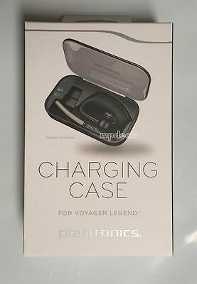 Oem New Charging Case For Plantronics Voyager Legend Black