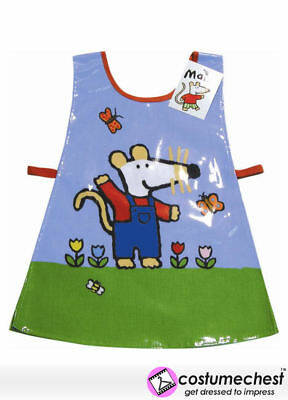 Maisy Butterflies Childrens Art and Craft Waterproof Painting Apron by Shreds