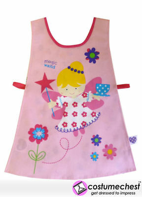Little Fairy Childrens Art and Craft Waterproof Painting Tabard Apron by Shreds