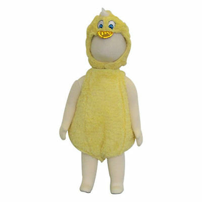 12-18 months Baby Chick Childrens Costume by Travis Dress Up By Design