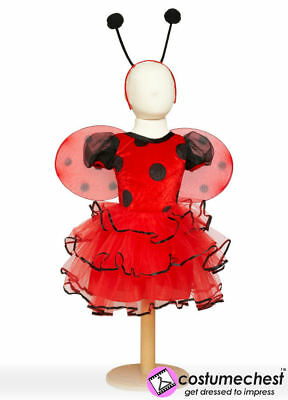 3-5 years Ladybird Childrens Costume by Travis Dress Up By Design