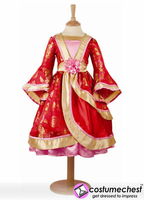 Girls 3-5 years Oriental Chinese Princess Dress Party Costume by Travis
