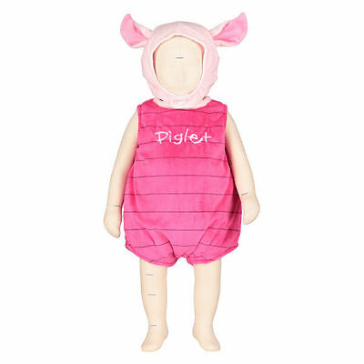 3-6 months Piglet Tabard By Disney Baby Costume