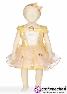 12-18 months Disney Princess Belle Costume Dress By Disney Baby