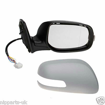 Toyota Avensis 2006- 2008 Power Fold Door Wing Mirror  Rh Right O/s Driver Side