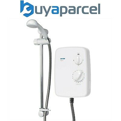 Triton 9.5Kw White Electric Shower -Replaces Jade 3 Aquastorm T80XR T100XR