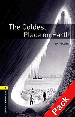 The Coldest Place on Earth - Tim Vicary - 9780194788717