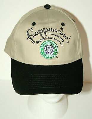 b7bf60bcaf0 STARBUCKS COFFEE HAT   Baseball Cap - Frappuccino One Size Fits All ...