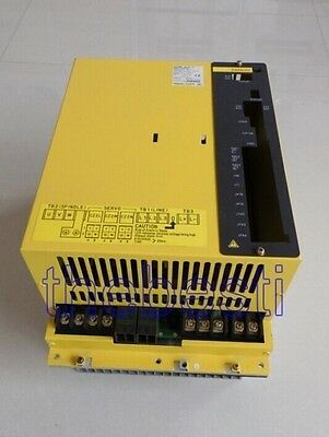 Used 1 PC Fanuc Servo Spindle Module A06B-6134-H203#A In Good Condition