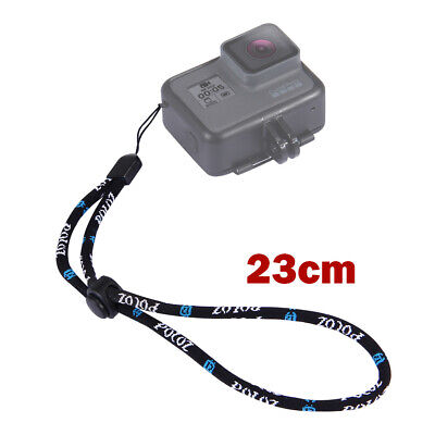 Adjustable Durable Hand Wrist Strap for GoPro HERO4/3+/3/2/1 Black Anti-Dropped