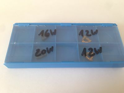 10 X ISCAR VARGUS VARDEX 3ER 16UN P15 Threading Carbide Inserts Cnc Lathe 16ER Business & Industrial