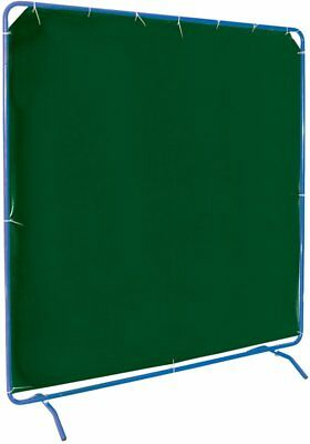 DRAPER 6' x 6' Welding Curtain with Frame