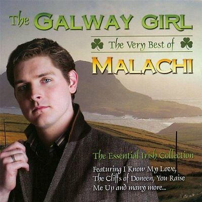 Malachi Cush The Galway Girl: The Very Best Of Cd