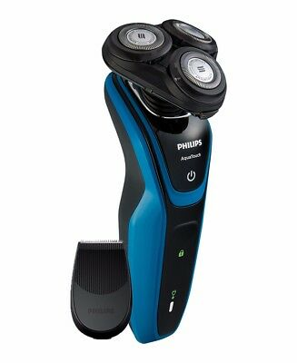 New Philips 5000 Series S5050 Electric Shaver Blue S5050/06
