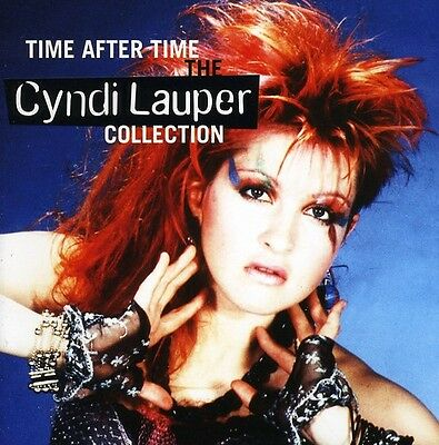 Cyndi Lauper - Time After Time: Best of [New CD]