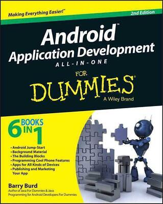 Android Application Development All-in-one for Dummies by Barry A. Burd (English