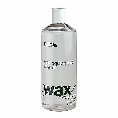 Strictly Professional Wax Equipment 500ml Cleaner