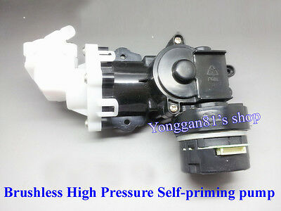 Nidec DC Brushless High-pressure Water Pump Self-priming Piston Diaphragm Pump