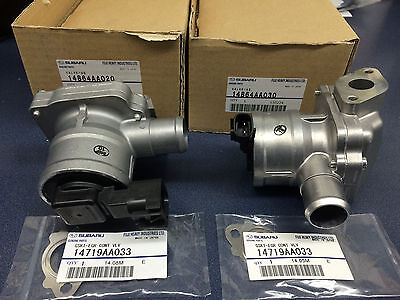 Subaru Genuine Air Suction Complete Kit Impreza WRX STI Forester Turbo OEM NEW !