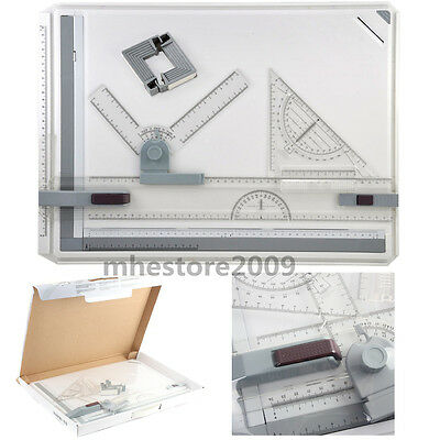 HOT A3 Drawing Board Table with Parallel Motion and Adjustable Angle PRO Quality