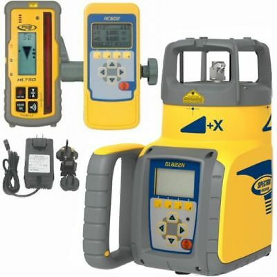 Spectra Precision Gl622 Self-Leveling Dual Slope Laser Level,trimble,topcon