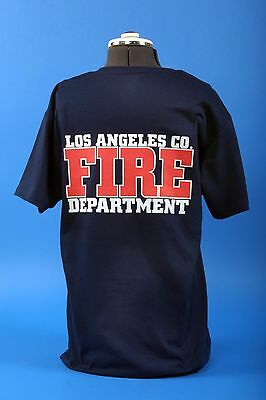 Los Angeles County Fire Department  CTY2/C Duty Shirt