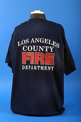 Los Angeles County Fire Department  Arched 2/C Duty Shirt