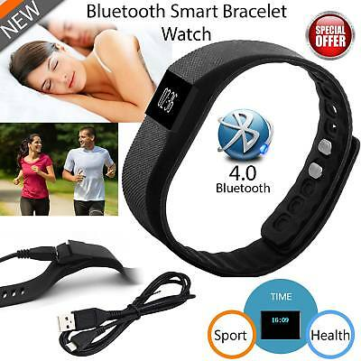New Activity Tracker Kids Pedometer Teenager Fitness Wrist Band Step Count Watch