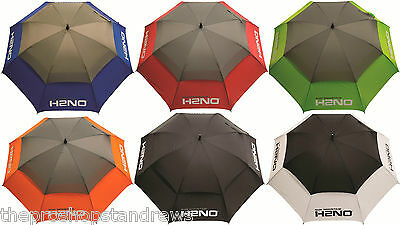 **New** Sun Mountain Golf H2NO Dual Canopy Golf Umbrella - SUNH2NO