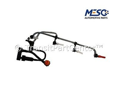 Fuel Pipe Tube With Sensors Ford Focus 1.8 D 2005 On 4M5Q-9K022-Ag