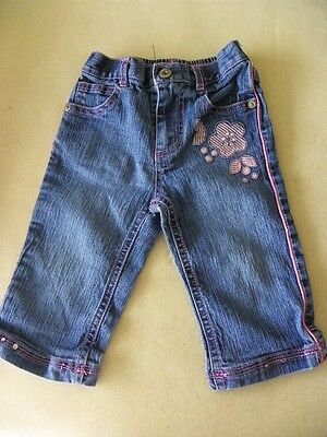 Baby Girls Jeans Size 2T