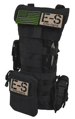 Echo-Sigma Emergency Runner (CR) Critical Response. Survival, Safety, & Tactical