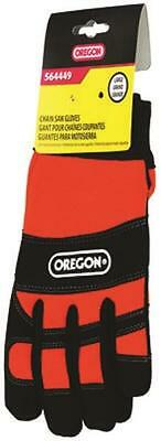 New Oregon 564449 Safety Protection Pro Chainsaw Gloves 8854432