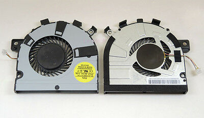 CPU Lüfter f. Toshiba Satellite M40-A M40T-AT02S M50-A M50T-A M50D-A Kühler Fan