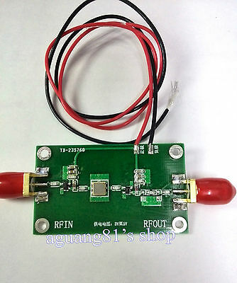 435Mhz Bandpass Low Noise Amplifier RF Receiver Amplifier High Gain 36 dBm