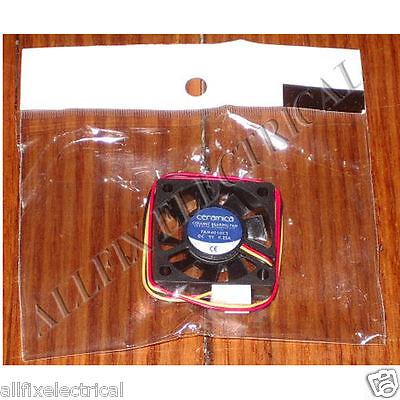 40mm X 10mm 5Volt Computer Equipment, Power Supply Cooling Fan # FAN4010C5H-II