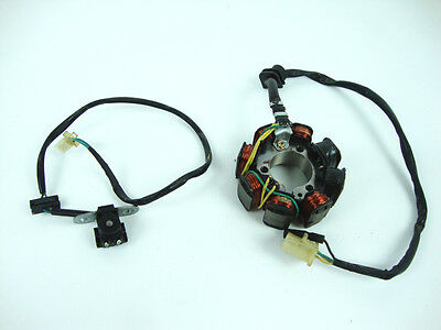 STATORE + PICK UP  HONDA NSR 125 F 2 92  Lichtmaschine Generator Alternator