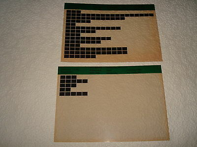 LAND ROVER DISCOVERY 2.0 Mpi SUPPLEMENT PARTS MICROFICHE FULL SET 0F 2 MAY 1993