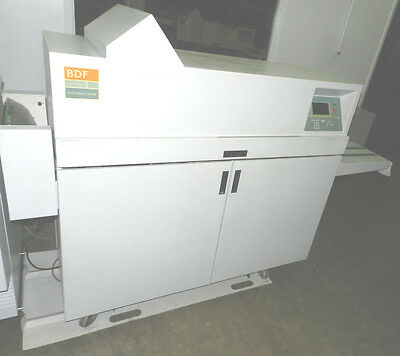 Bourg * BDF * Booklet Maker * For Xerox 6180
