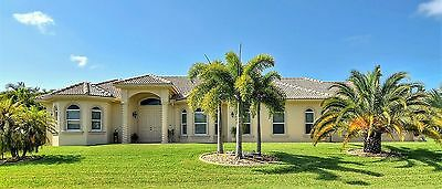 SW - FLORIDA SUED WEST CAPE CORAL - VILLA mit POOL - SUEDLAGE