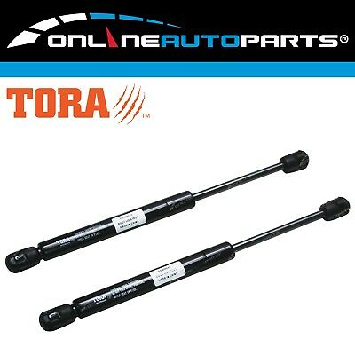 2 Boot Struts for Mazda 6 GG 2002 to 2007 4 Door Sedan with no Spoiler Gas Stay